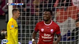 GOAL |  Jean-Christophe Bahebeck. FC Utrecht - sc Heerenveen 3 - 1