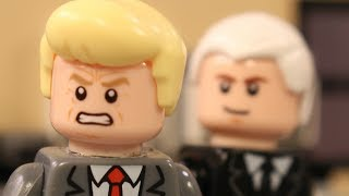 The Adventures of Lego Donald Trump- The Typo