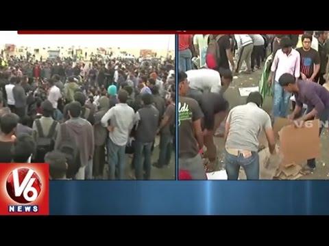 Jallikattu Ban : Youth Continuous Agitation | Demands Prohibition On Peta | V6 News
