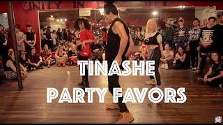 Tinashe - Party Favors | Hamilton Evans Choreography