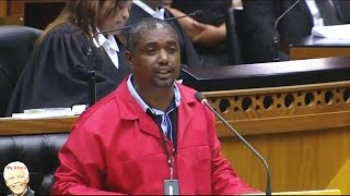 EFF Godrich Gardee Rejects Protocol On World Trade Organisation