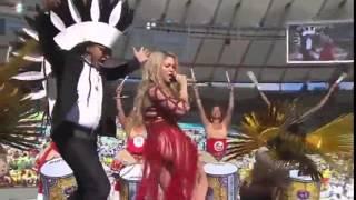Shakira   La La La Brazil2014 Closing Ceremony 2014 FIFA World Cup HD3