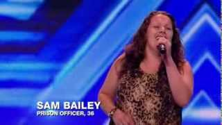 Sam Bailey - Who's Lovin' You (Audition 2 - The X Factor UK 2013) [LEGENDADO PT/BR]