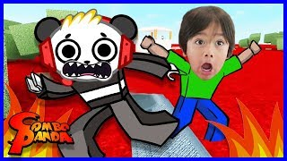 Roblox Lava Breakout I FOUND RYAN ToysReview Let