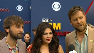 ACM Awards red carpet: Country music stars return to Las Vegas 6 months after shooting
