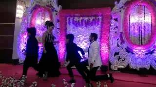 Hua hai aaj pehli bar  couple dance performance