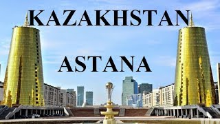 Kazakhstan/Astana Welcome to  capital city of Kazakhstan  Part 17