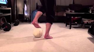 Improve Soccer Skills - At Home Routine