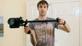 Glidecam Tutorial: Balancing the Glidecam with your DSLR