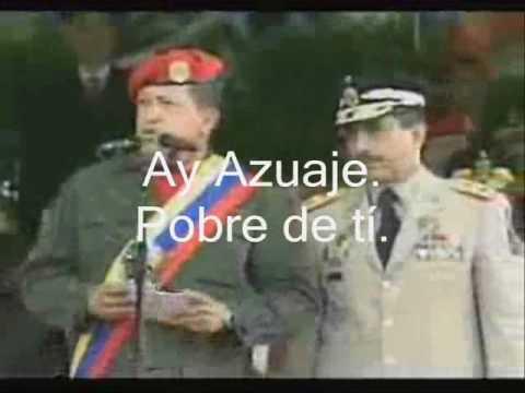 Chávez hace el Ridículo en Desfile Militar Junio 24 2007