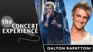Dalton Rapattoni Interview | AfterBuzz TV's The Concert Experience