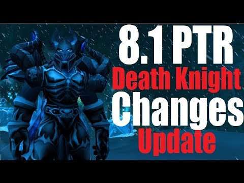 Xxx Mp4 8 1 PTR Frost DK Update Two Stuns Or 9 Second CC OP Root 3gp Sex