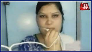 Girl Records Video Message Disclosing The Names Of Her Killers