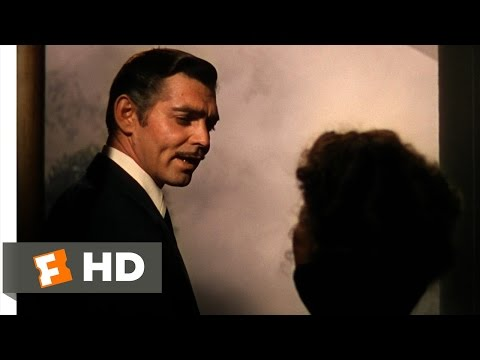 Xxx Mp4 Frankly My Dear I Don T Give A Damn Gone With The Wind 6 6 Movie CLIP 1939 HD 3gp Sex