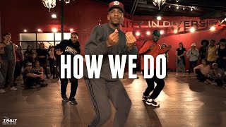 How We Do - The Game ft 50 Cent - Choreography by Eden Shabtai - Shot by @TimMilgram