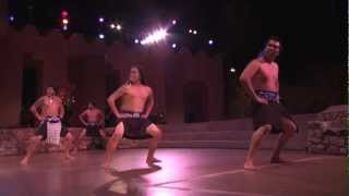 The Dances of New Zealand: The Haka and Poi