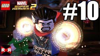 LEGO Marvel Super Heroes 2 - MORDO - HD Walkthrough Gameplay Part 10