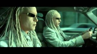 The Matrix Reloaded (music scene) - Mona Lisa Overdrive (A) (highway theme)