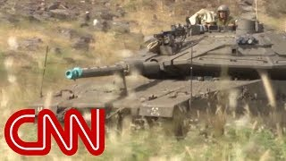 Israel: Dozens of Iranian targets hit in Syria