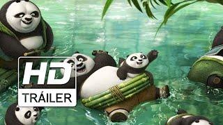 Kung Fu Panda 3 | Trailer Oficial 2 | Doblado