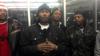 Bone Thugs N Harmony's Flesh N Bone and The Duct Tape Gang Uncle J Ent Drop