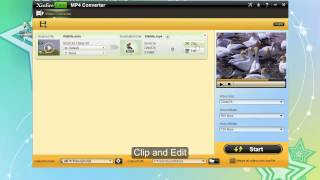 Free download Xinfire Free mp4 converter to convert video to mp4