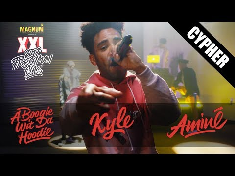 Xxx Mp4 Kyle A Boogie Wit Da Hoodie And Aminé S 2017 XXL Freshman Cypher 3gp Sex