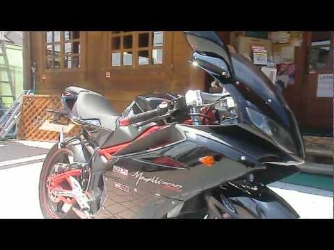 Megelli Japan 250R メガリ250R ゴジラ