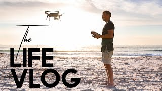 MY LIFE | Behind the Scenes: Fitness, Photography & Surfing