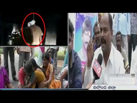 Xxx Mp4 RTC Driver Commits Suicide Relatives Protest In Front Of Bus Depot Nalgonda TV5 News 3gp Sex