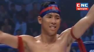 Khmer Boxing Daily, ឈុត សេរីវ៉ានថង ប៉ះ ភតប៊ុនមី (ថៃ) , Kun Khmr Boxing, CNCTV Boxing