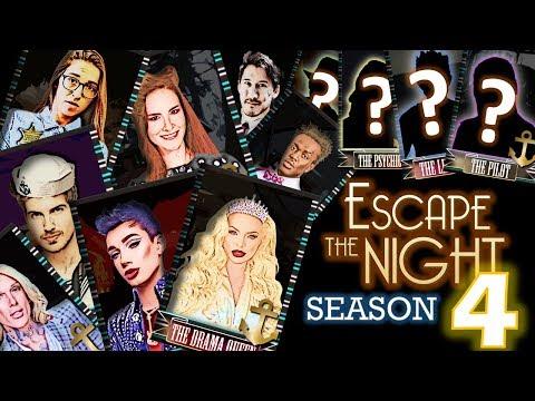 Xxx Mp4 My SEASON 4 Cast Escape The Night 3gp Sex