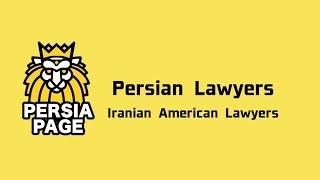 Persian Lawyers | Iranian American Lawyers