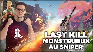 DERNIER KILL MONSTRUEUX AU SNIPER (Fortnite Battle Royale)
