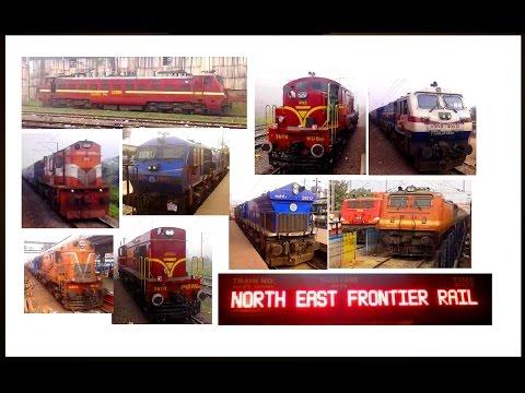 Rail Journey Coverage | 12519 LTT Kamakhya Weekly LHB AC Express