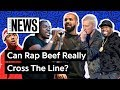 Are There Rules To Hip-Hop Beef? A Look Back At Rap