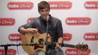Austin Mahone Say Somethin LIVE on Radio Disney