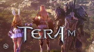 Tera M - Trailer Gameplay [Open World MMORPG] Android/IOS