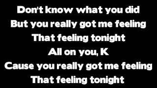 Rihanna - Red Lipstick (Lyrics On Screen)