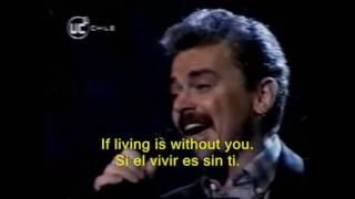 AIR SUPPLY -  WITHOUT YOU  - SUBTITULADA ESPAÑOL - INGLÉS