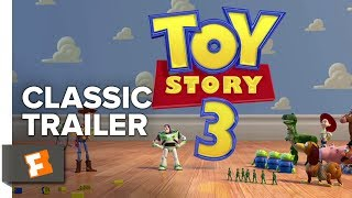 Toy Story 3 (2010) Teaser Trailer #1 | Movieclips Classic Trailers