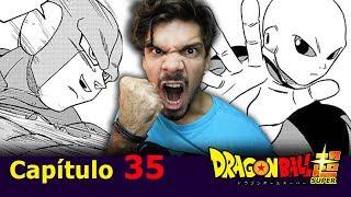 GOKU E HIT VS JIREN - Dragon Ball Super 35