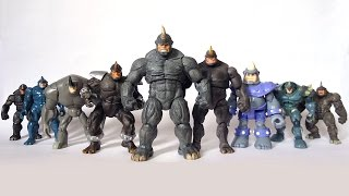RHINO Action Figure Evolution Episode 14