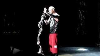 FFDP   Far From Home live Prudential Center Aug 18th 2012 HD