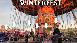 Tallest Carnival Swings EVER!!
