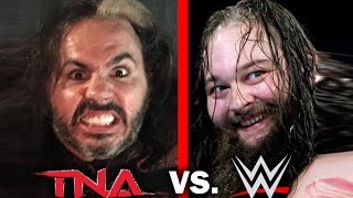 10 TNA vs. WWE Matches Coming Soon