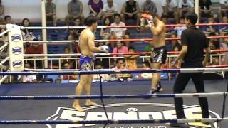 Andronikos vs Bovy Kiartnutee(KO)