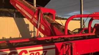 Grimme carrot dirt remover