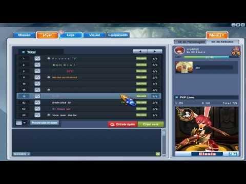 Novo Truque do XP Infinito 2013 Grand Chase