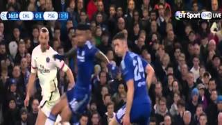 Chelsea vs PSG 1 2 All Goals & Highlights Champions League 2016 03 09